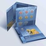 Беларусь Годовой набор монет 2009 Моя страна Беларусь 8 монет Деноминация 2016