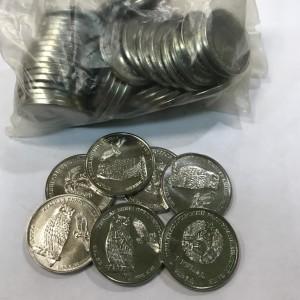 1 рубль пмр филин бубо